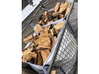 Hardwood and softwood firewood for sale