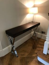 Brand new Console Table in perfect condition!