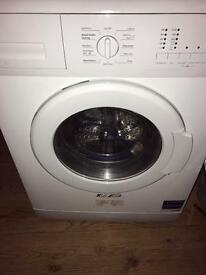 Washing machine & fridge freezer