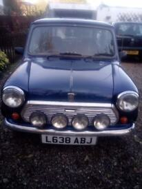 Classic mini Tahiti 12 months MOT.one of only 500 made!!
