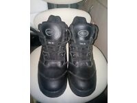 Atlan steel toe (work) boots new
