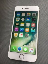 iPhone 6S 16gb Mobile Phone (unlocked) any network Great Condition + Warranty