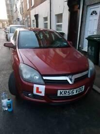 Vauxhall astra h