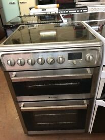 60CM STAINLESS STEEL HOINT ELECTRIC COOKER