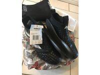 Adidas Purecontrol 17+ Chequered Black Pack UK6