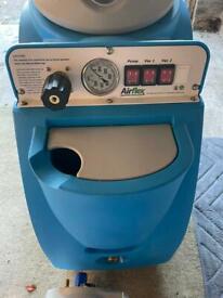 Mini flex 400 psi carpet cleaner