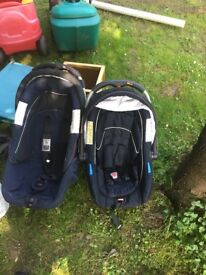 Baby Carriers Set