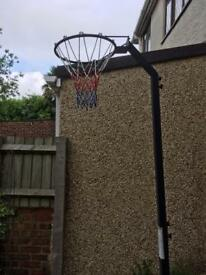 Free-standing Basketball Net. Collect from Kidlington.