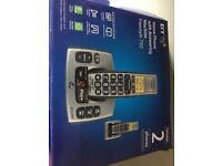 Home Phone x2 with answermachine