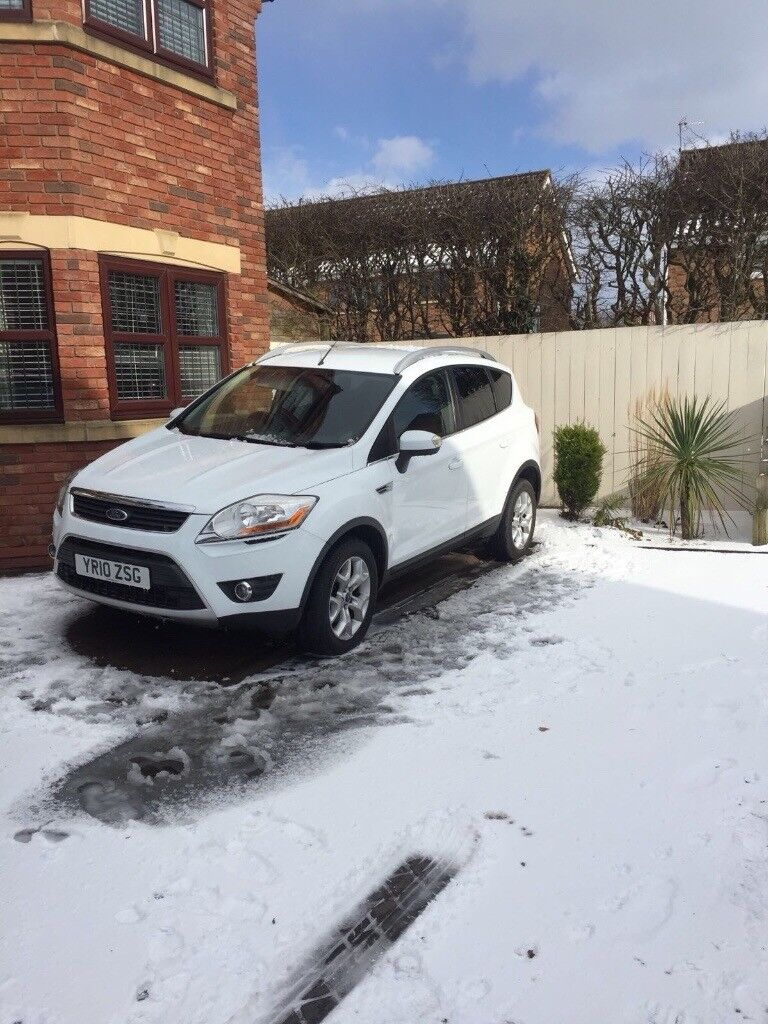 Ford Kuga Great Reliable And In Good Condition Family Car