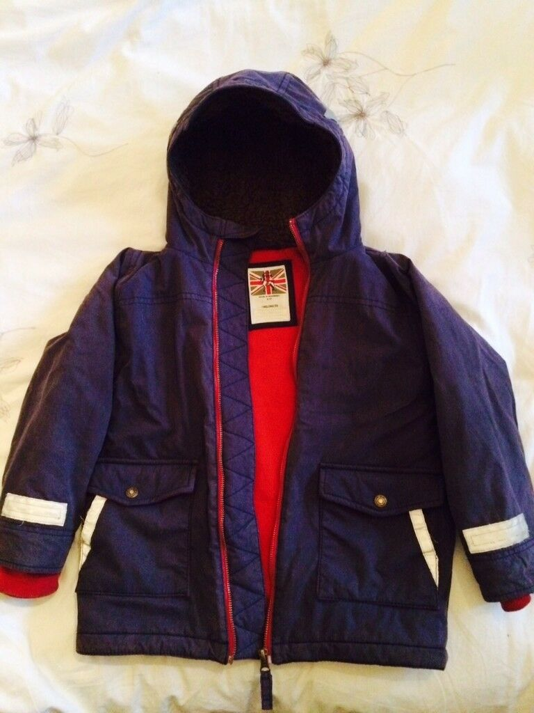 Boy's Boden Coat/Jacket age 6-7 £10