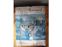 Bonnard. Hardback book. 160 pages. ISBN 0 500 09067 X. 128 repros: 49 colour & 79 b & w plates.