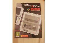Nintendo 3DS XL Super Nintendo Edition