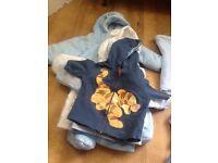 Bag of 0-3 boys clothes