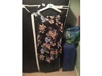 Miss Selfridges play suit size 14