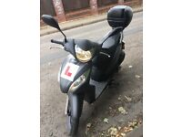 Honda Vision 50cc moped, very low mileage