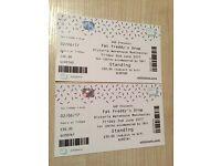 2x Fat Freddy Drop tickets 2nd June Manchester