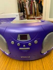 SELECTION OF BOOMBOXES NEW CONDITION