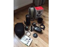 Canon Macro Twin Lite Flash MT-24EX with soft case and original box