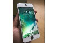 I phone 6 LCD screen cracked working original screen