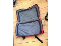 Tog24 Wheeled Travel Bag - Bright Red