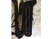 Vincent Bach Elkhart TBB 100 Double Plug Bass Trombone - £500 ONO