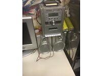 Computer desk top high fiy cd tap player bargin
