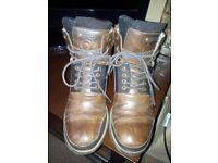 Mens boots £15 & £30 each