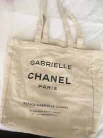 Gabrielle Chanel tote bag