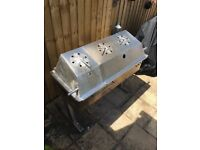 Bespoke Stainless Steel Barbecue/ Smoker (charcoal)