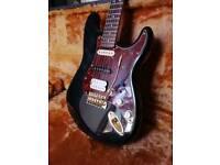 Frankenstein Fender Stratocaster