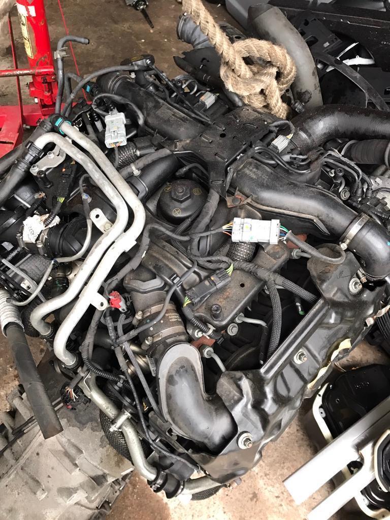Land Rover Range Rover Vogue Sport 3 6 Tdv8 Engine