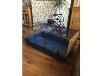 Extra large rabbit/ guinea pig indoor cage