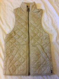 Ladies Barbour flyweight waistcoat £30