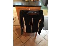 Golf Waterproof Jacket/Carry bag
