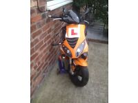 Up for grabs piaggio 50 moped stolen and recovered