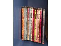 Goosebumps books 50p each IGNORE PRICE