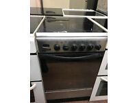 50CM STAINLESS STEEL INDESIT ELECTRIC COOKER