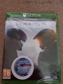 Xbox One - Halo 5 (Brand New Still Sealed)