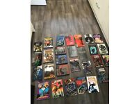 Large graphic novel collection 85 books Batman, Precher, Green Lantern