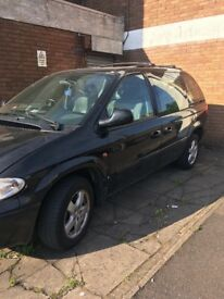 Chrysler voyager 2008 spares or repairs