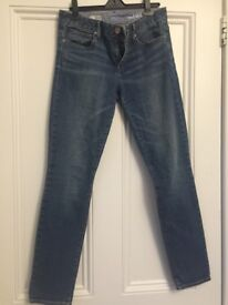 "Gap Jeans size 14 ""Forever Skinny"""