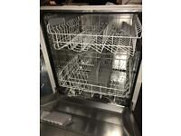 Dishwasher-integrated