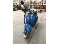 Neco Abruzzi 50cc Scooter
