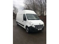 2011 61 Renault master LH35 125dci Euro5 lwb EXTRA high roof 1 owner from new