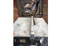 Tile cutting saw 450w