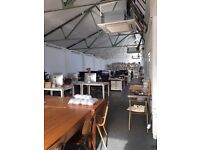 Newly Renovated Warehouse Studio in London Fields, Hackney. E8 3SB 2000sqft Hackney