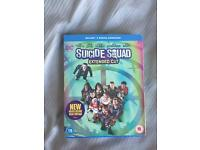 Suicide Squad Extended Cut - blu-ray