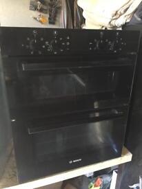 Bosch double oven cooker HNB43N5.OB