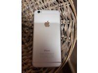 Iphone 6 white 100 pound
